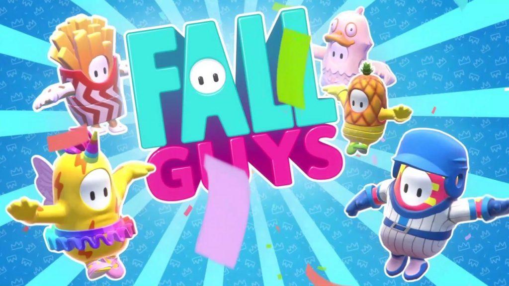 Mediatonic's Fall Guys