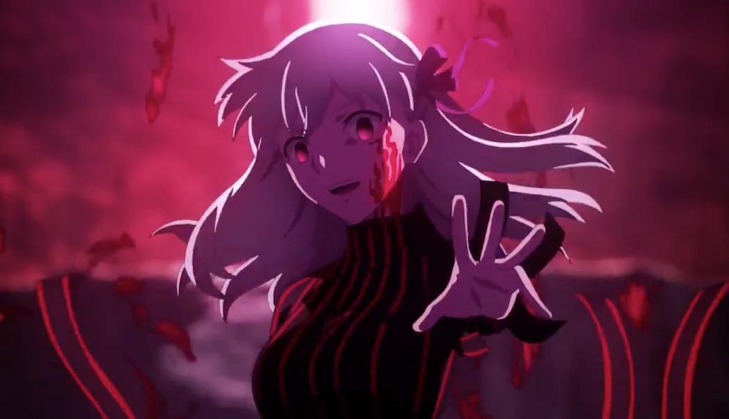 fate/stay night anime film