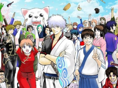 Gintama THE FINAL Film Releases Poster, Plot Details