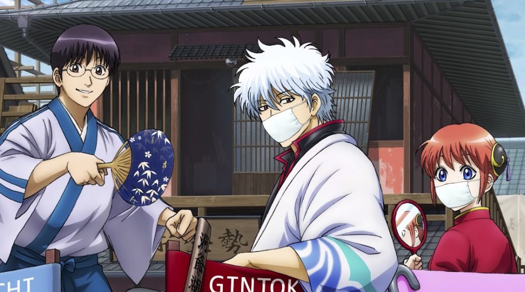 Gintama THE FINAL Movie Premieres on January 8, 2021