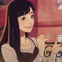 Häagen-Dazs Uses Anime to Sell Ice Cream in New Commercial