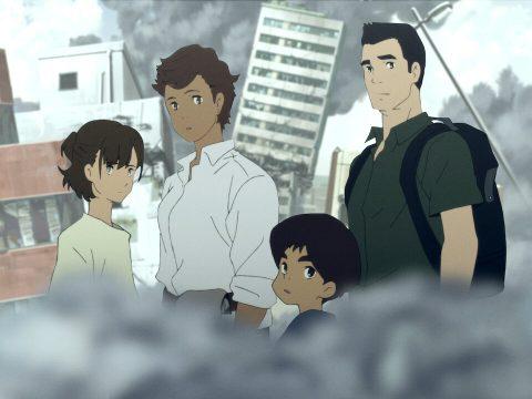 Masaaki Yuasa's Japan Sinks 2020 Anime Compiled into Movie