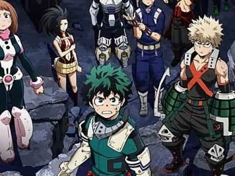 New My Hero Academia OVA Streams Worldwide August 15