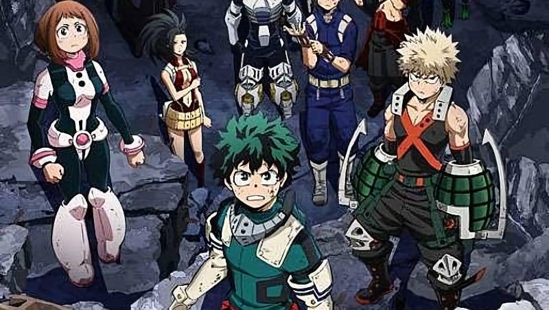 New My Hero Academia OVAs Stream Worldwide August 15