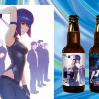 We Tried the Official Ghost in the Shell Beer