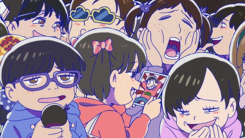 Mr. Osomatsu Anime Season 3 Art Shows Off the Brothers' Style