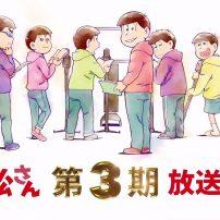 Brothers Hang Tight in Mr. Osomatsu Season 3 Visual