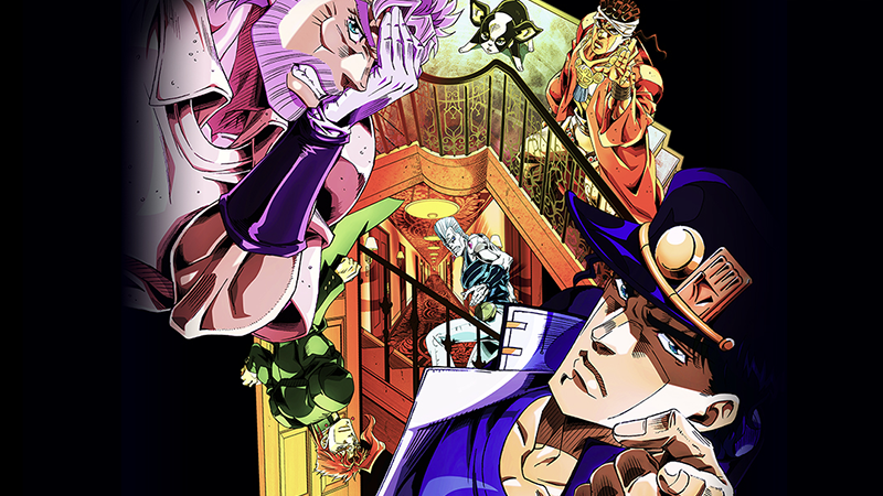 Escape rooms like JoJo's Bizarre Escape let you solve mysteries in the world of your favorite anime