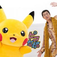 "Pikachu Joins ""PPAP"" Artist Pikotaro for New Single, Video"