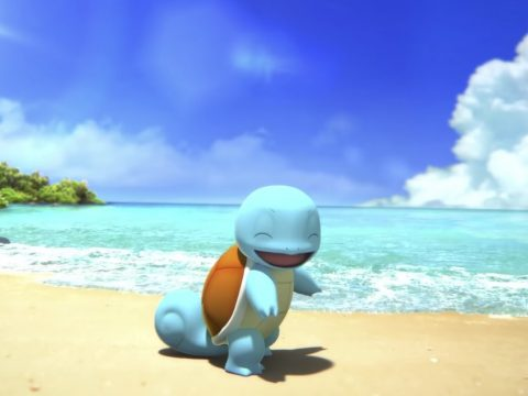 Pokémon is Back with Another ASMR Video, Now Starring Squirtle