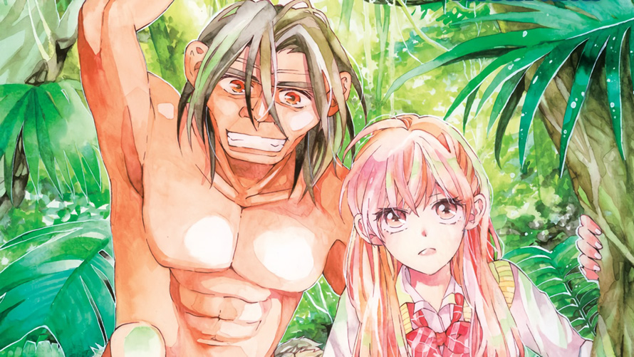 Primitive Boyfriend [Manga Review]