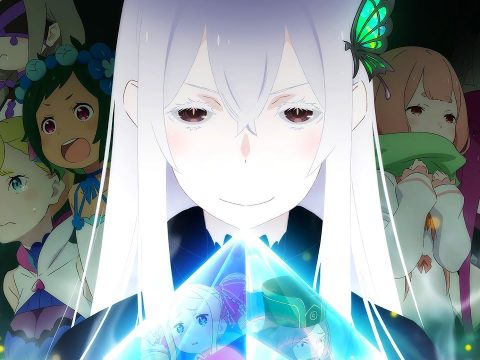 Re:ZERO Season 2 Tops Japan's Summer 2020 Rankings