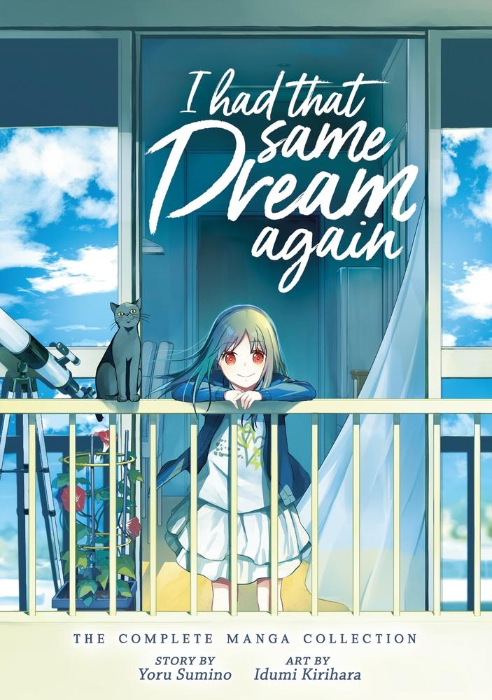 i had that same dream again