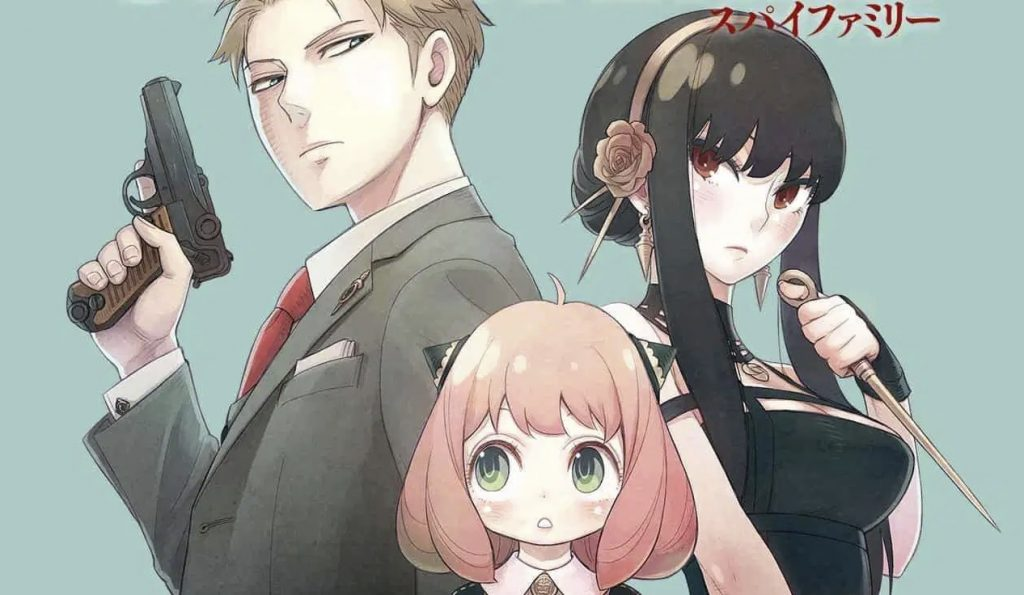 Spy x Family Manga Has Impressive 5.5 Million Copies Circulating