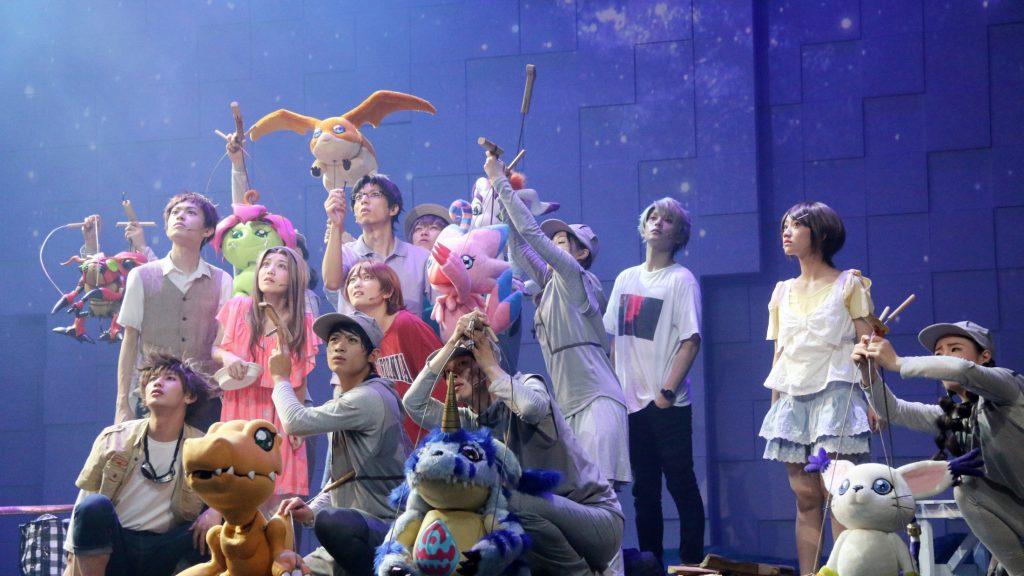 Digimon Adventure tri onstage