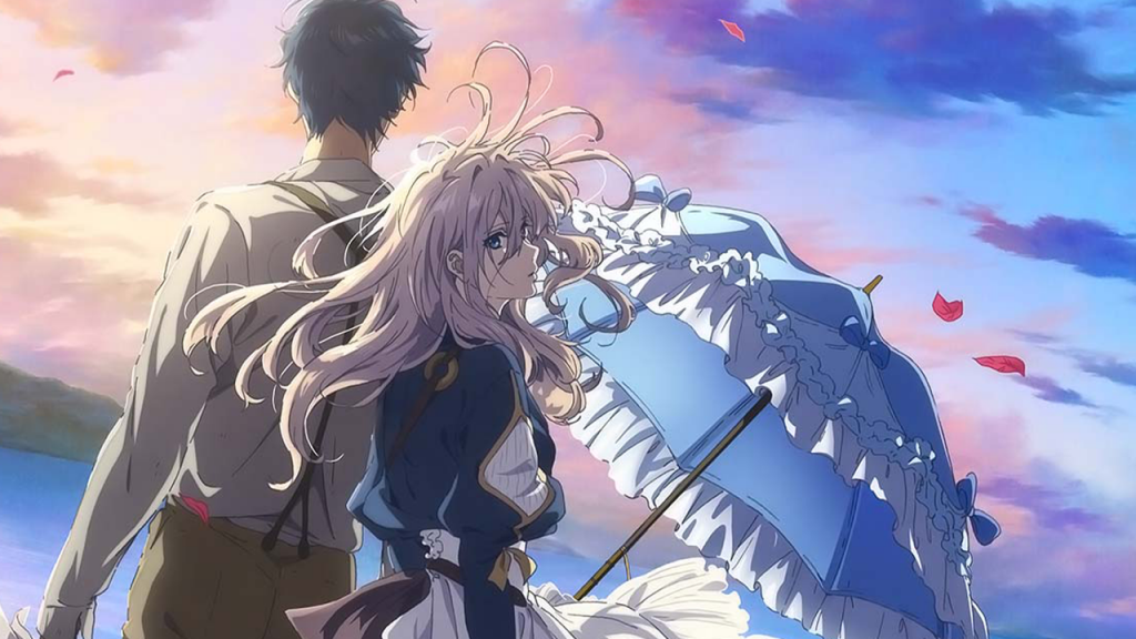 Violet Evergarden Movie Director Originally Wasn't Planning a Sequel