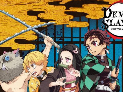 Short Demon Slayer Spinoff Manga Being Released Next Month