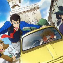 Great Moments from the Modern Era of Lupin the 3rd