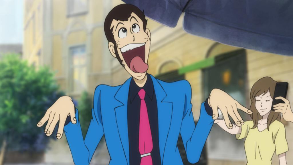 Lupin breaks the internet