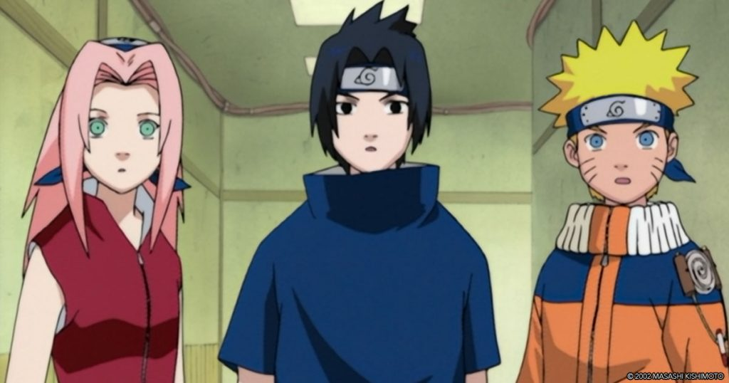 See How the Unforgettable Naruto Saga Begins on Blu-ray!