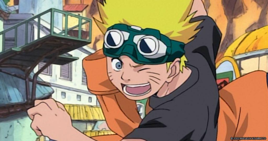 Naruto Anime Finally Brings Its Jutsu to Blu-ray This Fall!