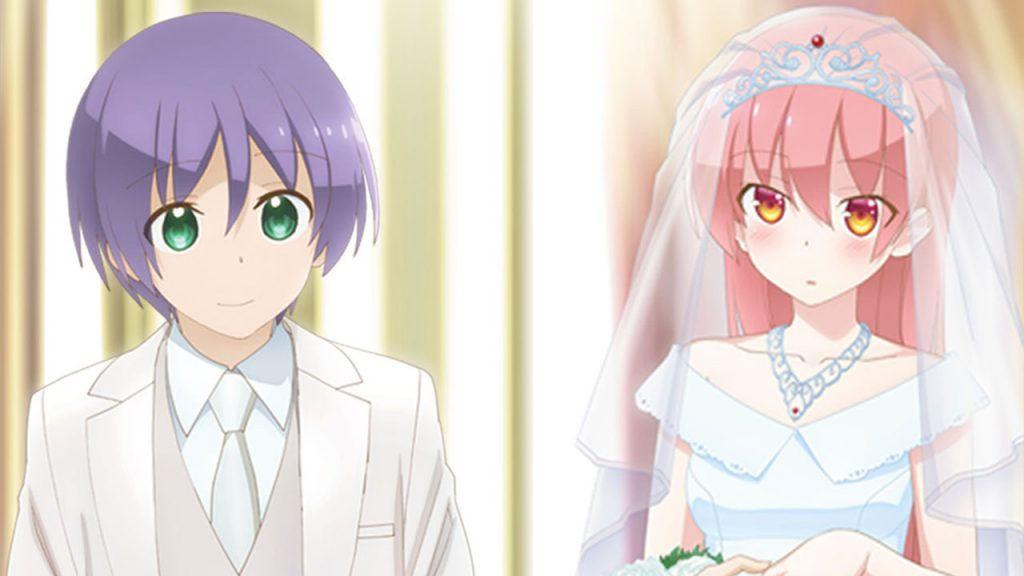 Tsukasa and Nasa get married in TONIKAWA: Over the Moon for You