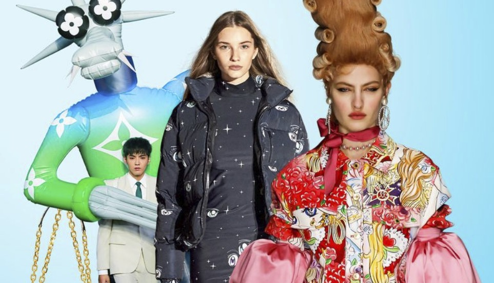 Louis Vuitton and Others Are Getting Into Anime Fashion