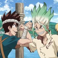 Dr. STONE Panel Talks Favorite Characters, Success, and Season Two