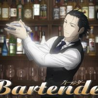 Bartender Anime Coming to North America via Shout! Factory and Anime Limited