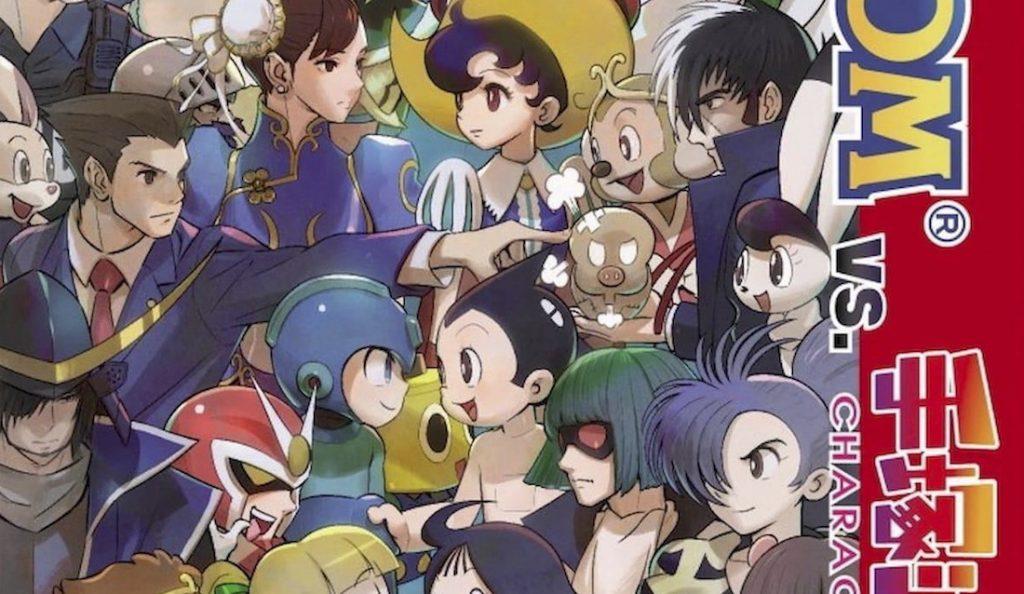Place Your Bets: It's Capcom vs. Osamu Tezuka Characters