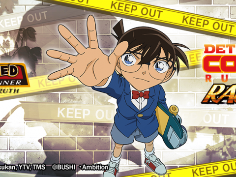 Case Closed Runner Mobile Game to End Service on October 30