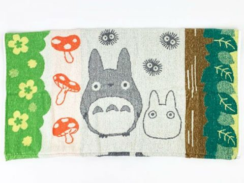 Sleep Tight with These New Totoro Goodies
