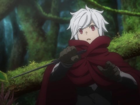 DanMachi Season 3 Heads Back to the Dungeon on October 3