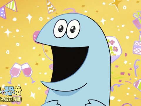 Gal & Dino Anime Returns This October, New Promo Debuts