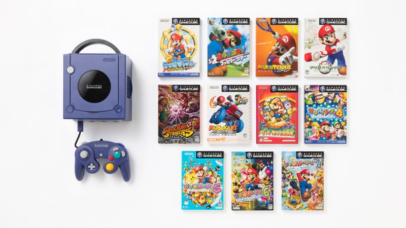 Nintendo GameCube Celebrates 19th Anniversary
