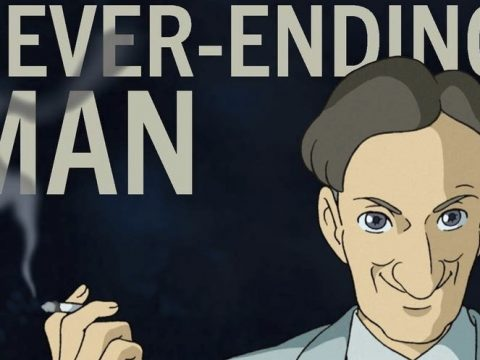 Sharing a House with the Never-Ending Man Is a Must-Have Ghibli Memoir