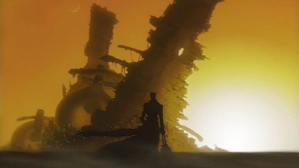 Out-of-This-World Anime for Dune Fans