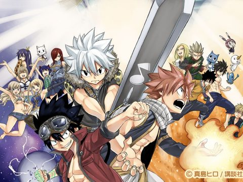 Hiro Mashima Autograph Session to Be Held Online Globally
