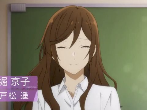First Horimiya Trailer Previews the Romantic Anime Adaptation