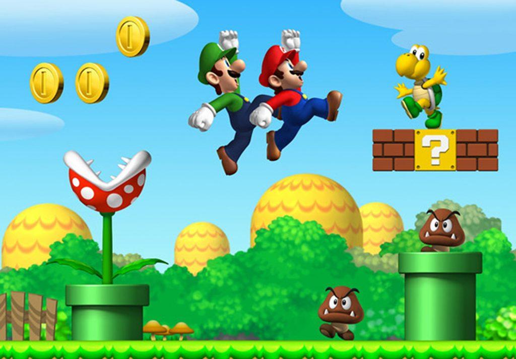 Super Mario Bros. Animated Film Coming in 2022