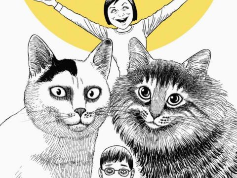 Crunchyroll Films Junji Ito Reacting to Fans' Cats
