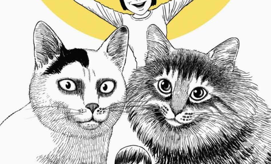 Junji Ito's Cat Diary: Yon and Mu