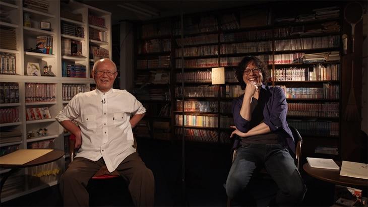 Naoki Urasawa Manga Documentary Series Manben Returns