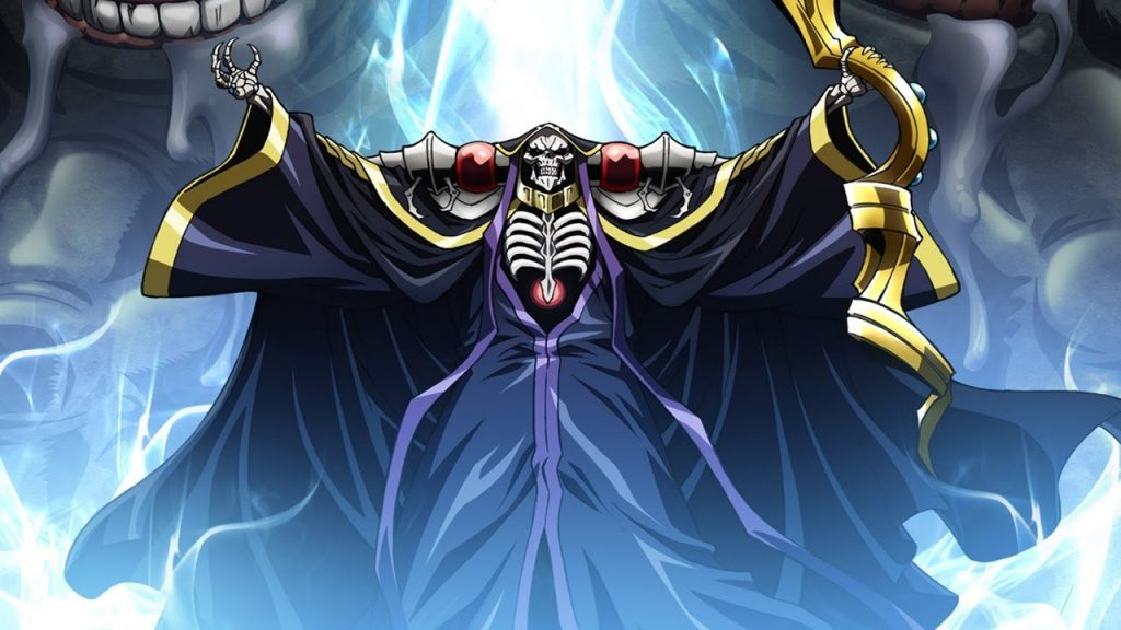 Ainz Ooal Gown of Overlord