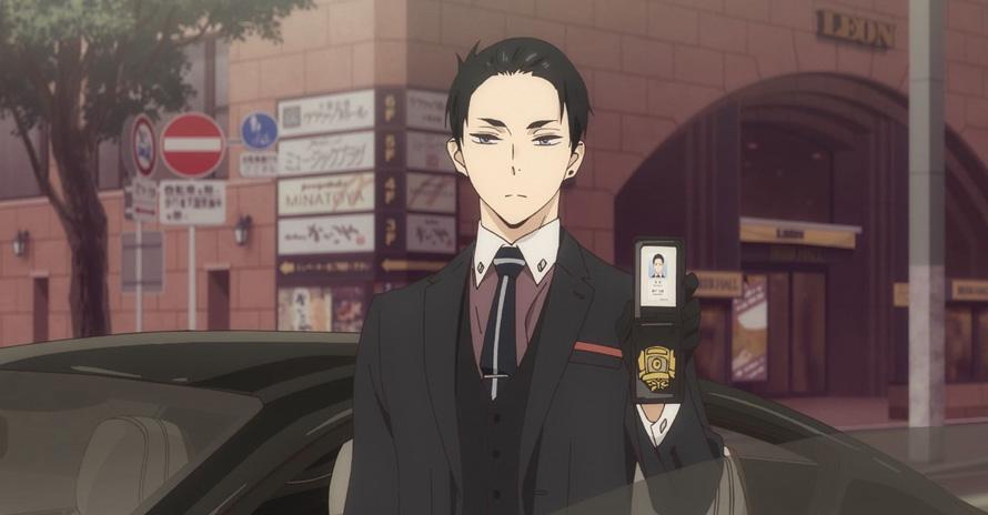 The Millionaire Detective anime