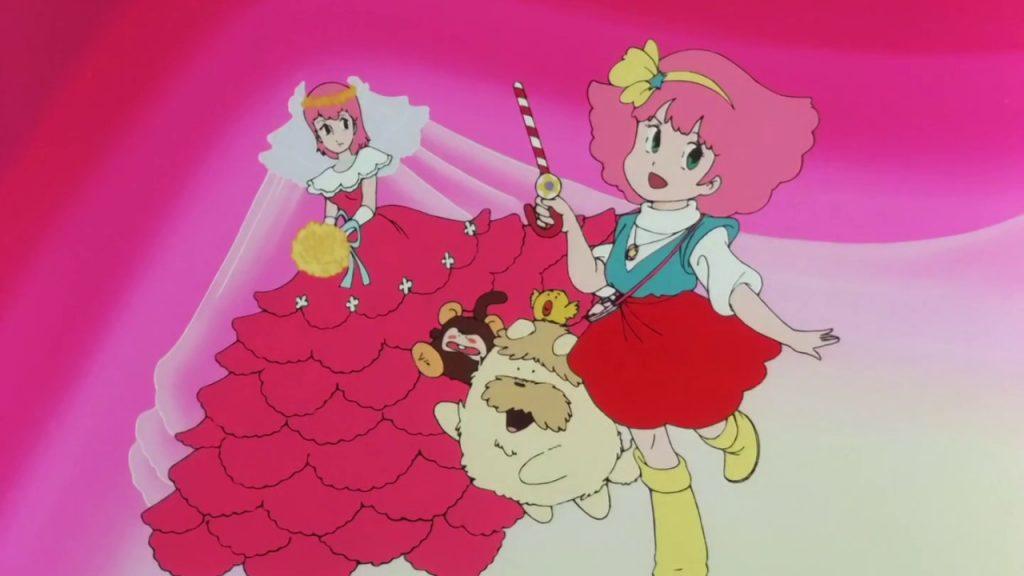 Love Love Minky Momo!