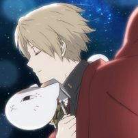 New Natsume Yujin-cho Anime Hits Theaters in Japan Next Spring