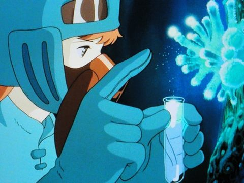 Fan Makes 3D Nausicaä Images That Look Straight from the Anime