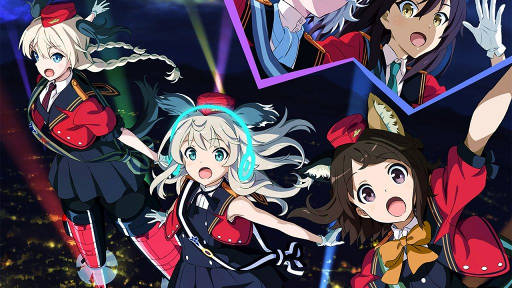 The cast of Luminous Witches