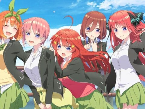 The Quintessential Quintuplets Anime Season 2 Drops Teaser, Visual